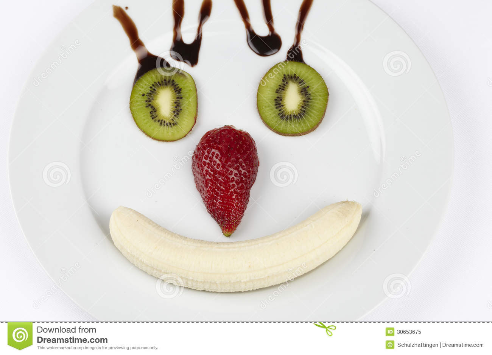Banana Strawberry Cake Raw