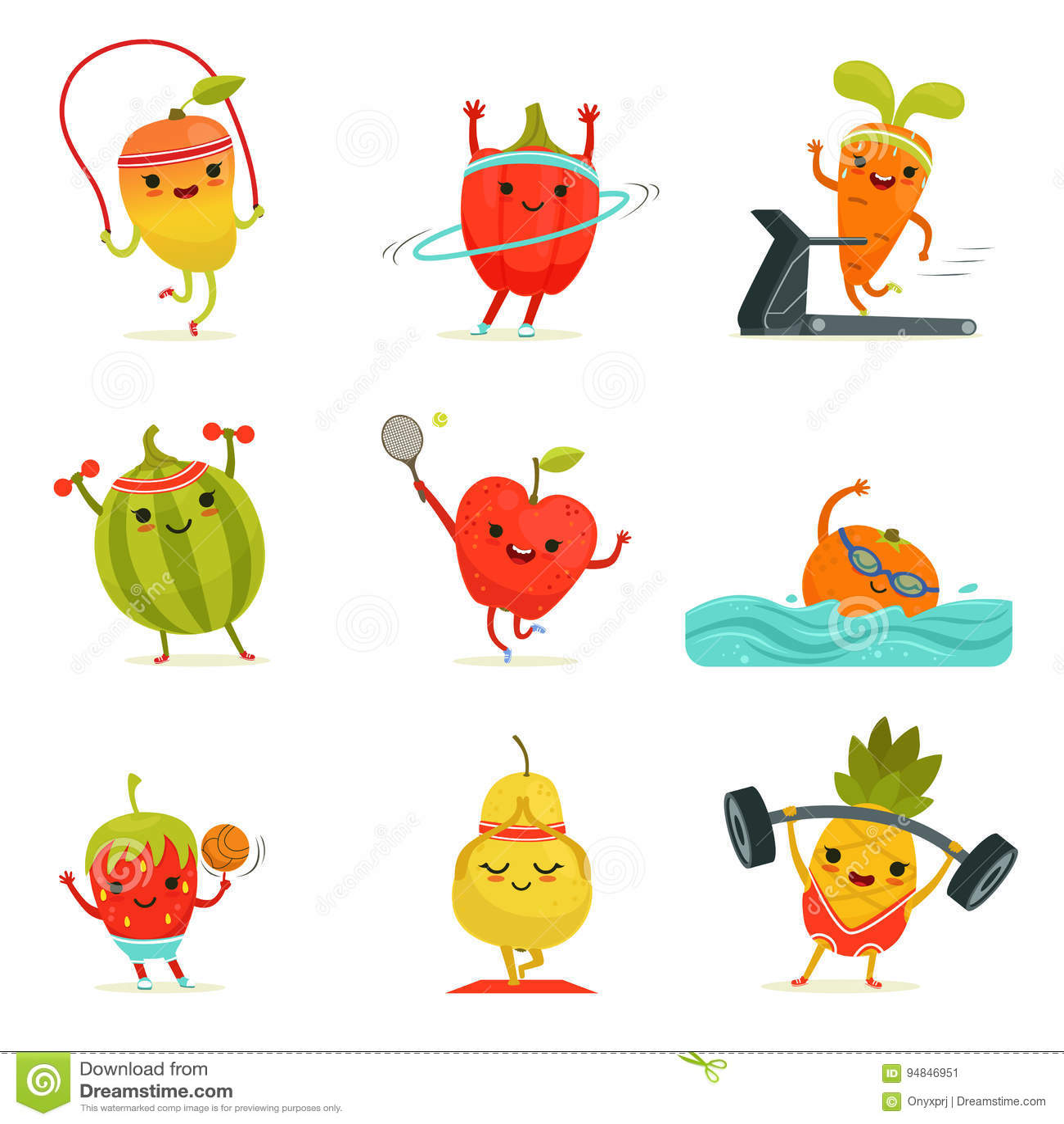 Weightlifting Cartoons Illustrations Amp Vector Stock