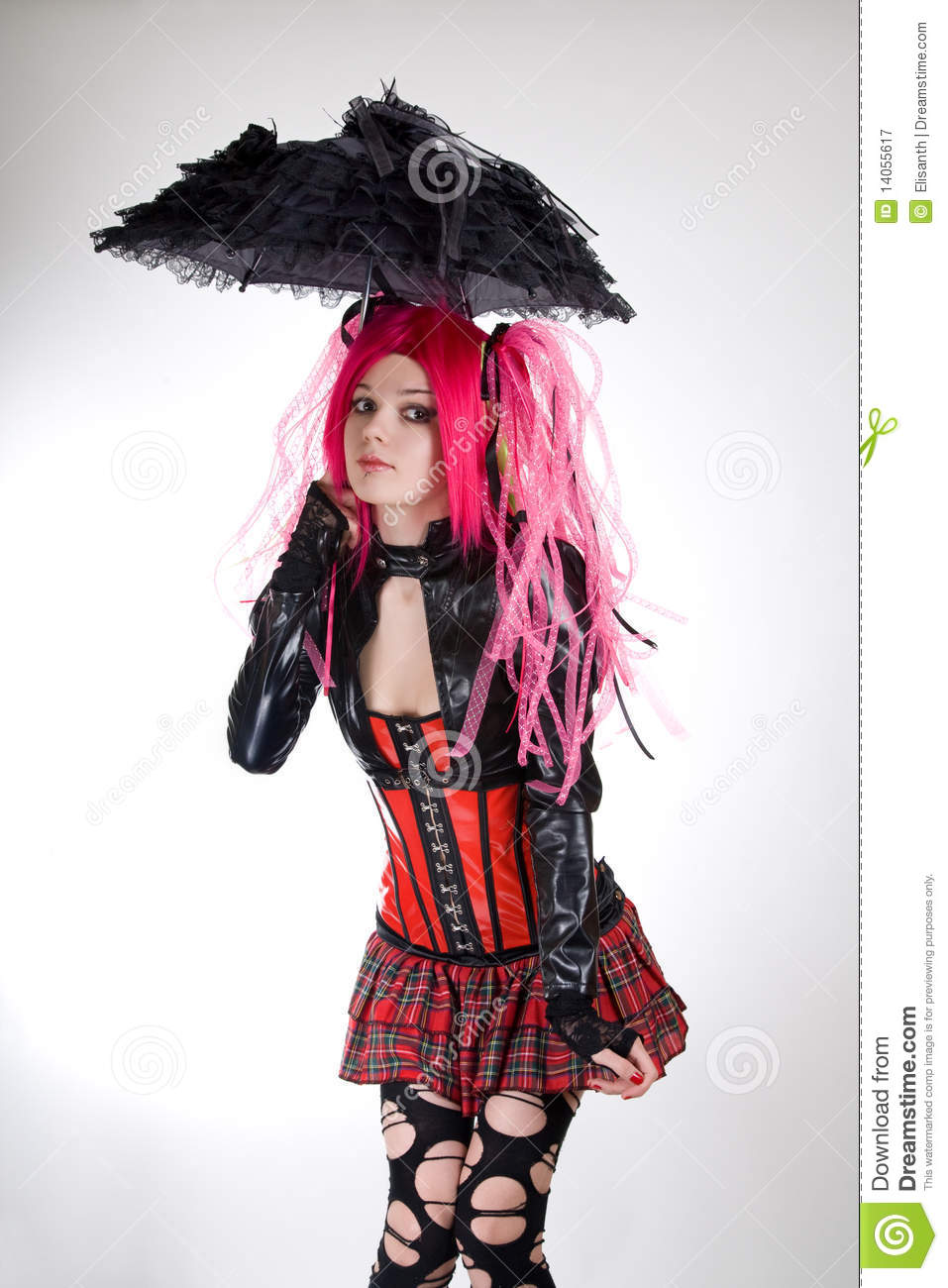 funny naked pictures of gothic girl