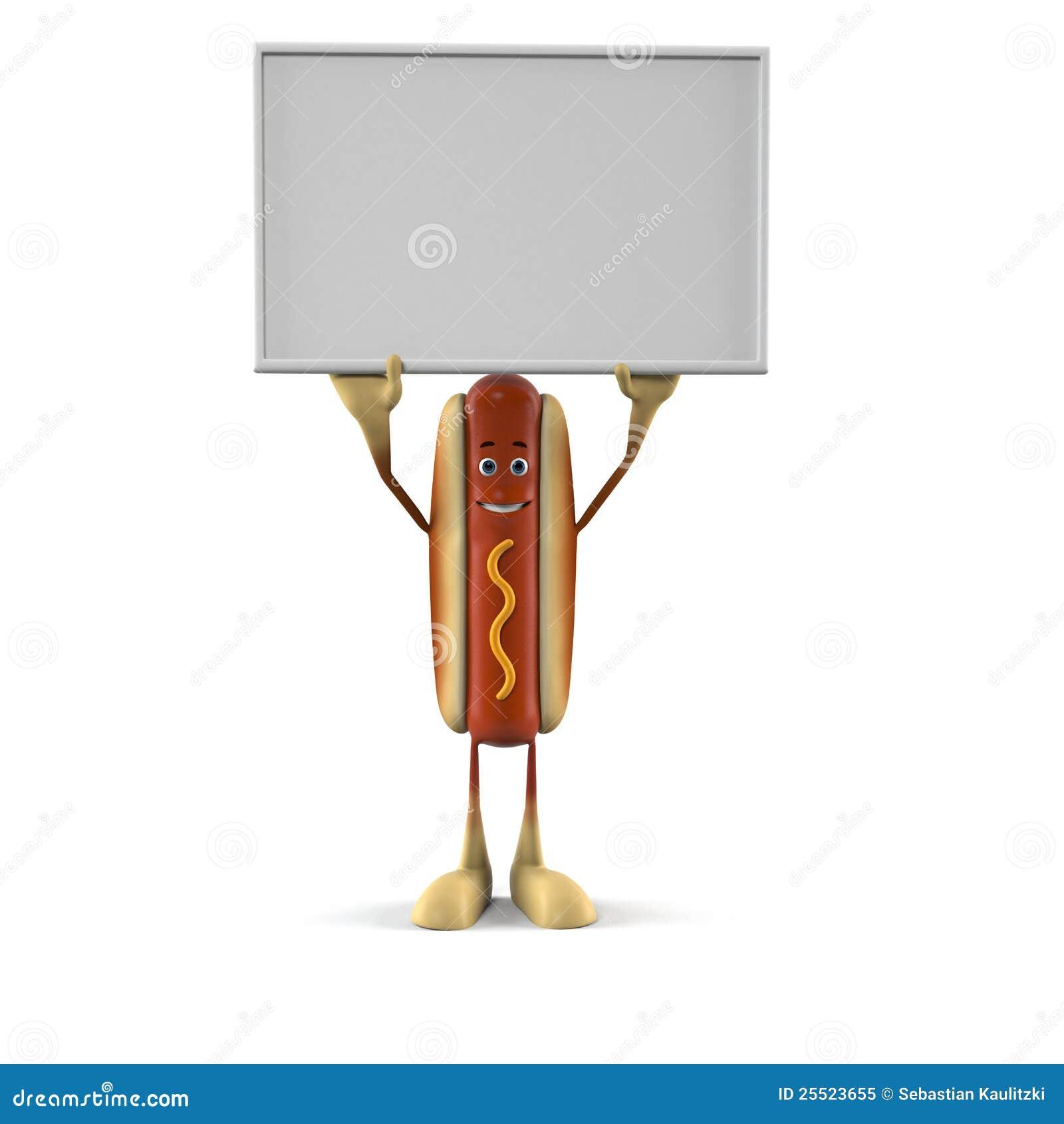 funny hot dog character royalty free stock photo image free cartoon hot dog clipart free cartoon hot dog clipart