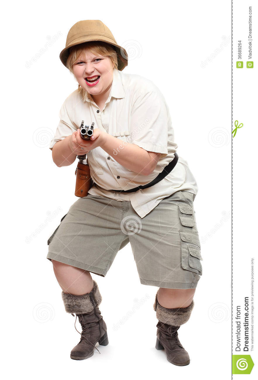 funny hunter stock images image 36689264 weight loss clip art images weight loss clip art cartoons