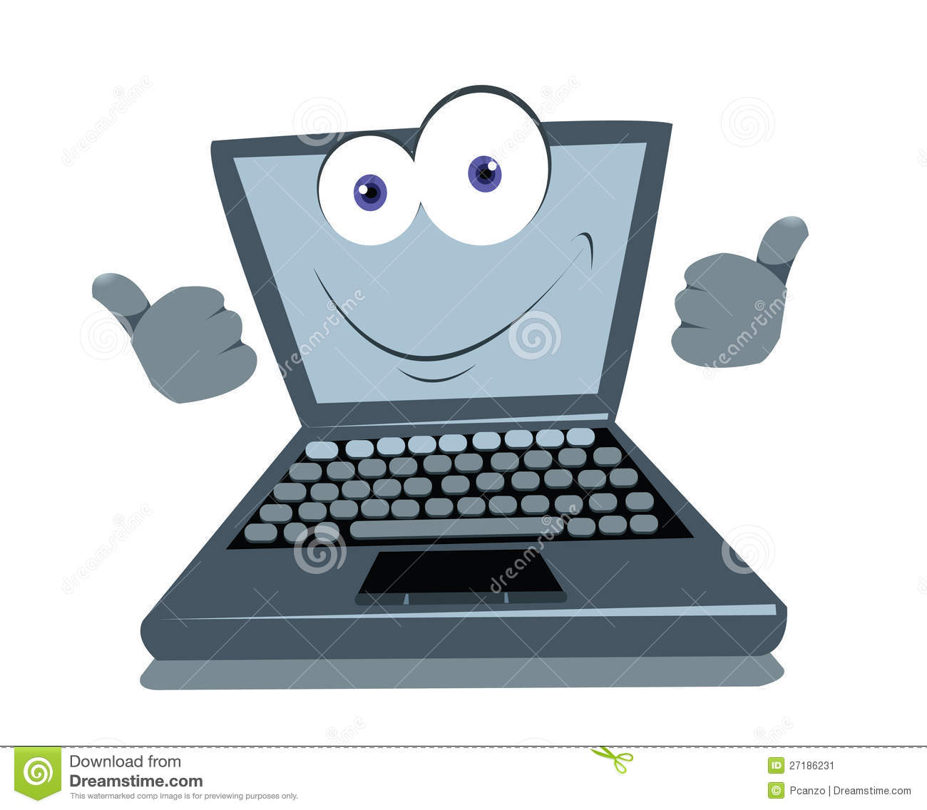 funny laptop thumbs up stock image image 27186231 vector playing cards symbols free vector playing cards set