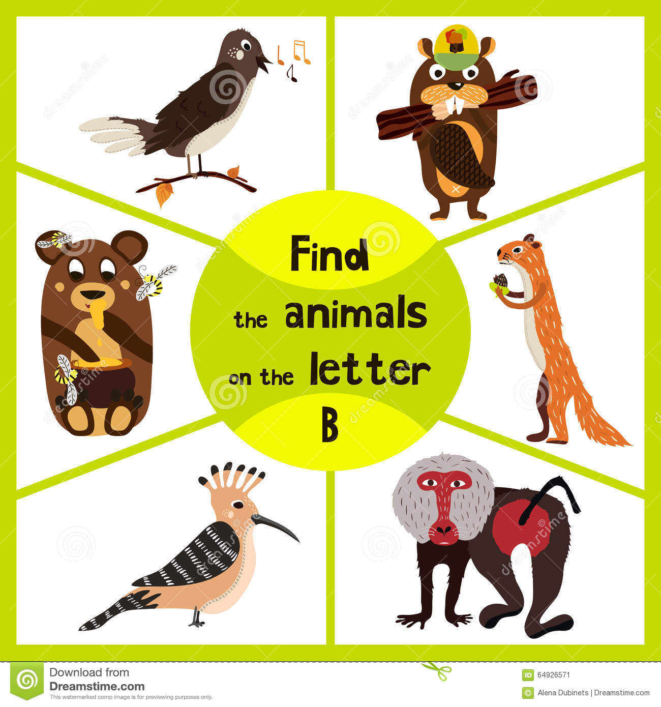 Download Funny Learning Maze Game Find All Of Cute Wild Animals 3 The P