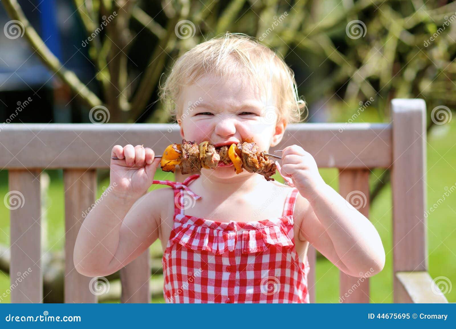 little girls eating cum