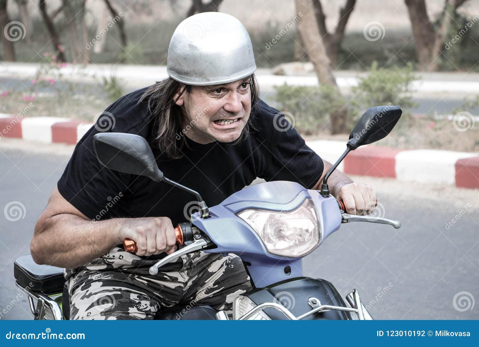 Riding a mans face