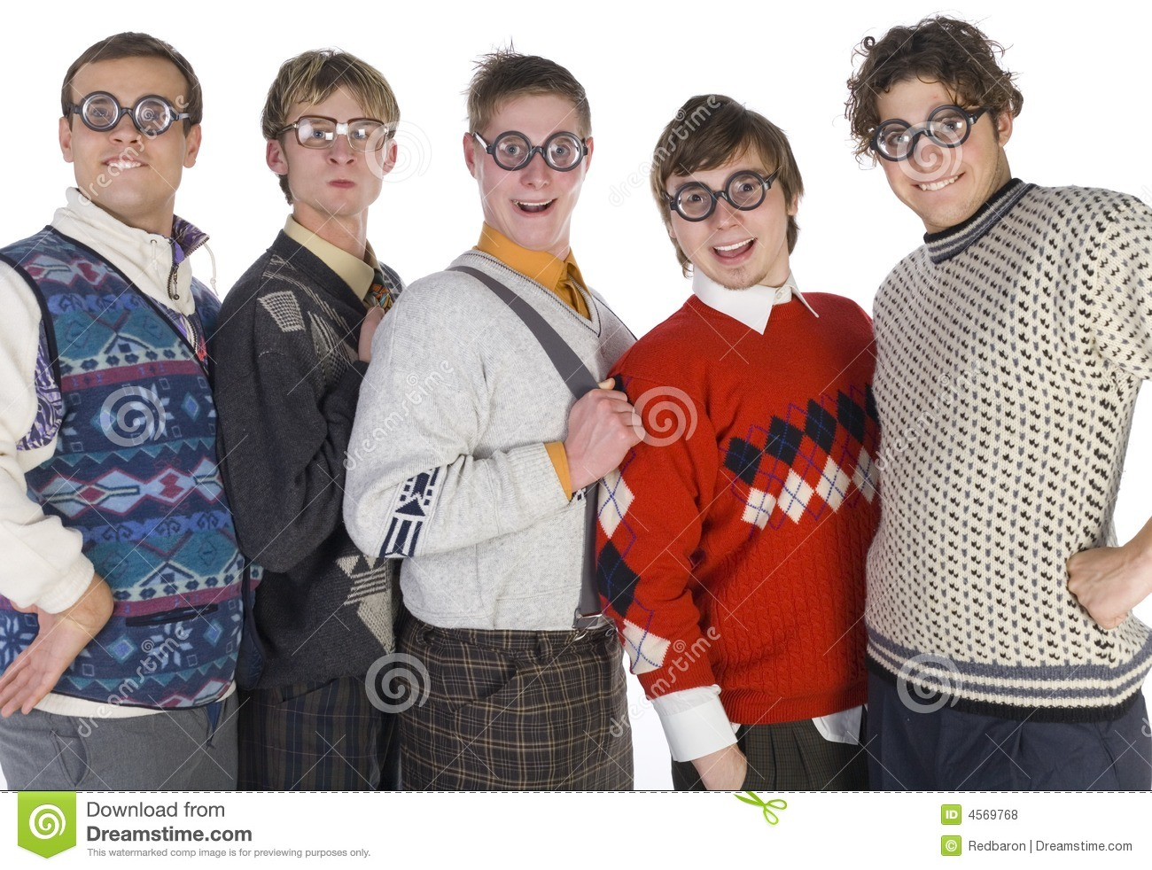 funny nerds stock photo image of geek male funny camera 4569768