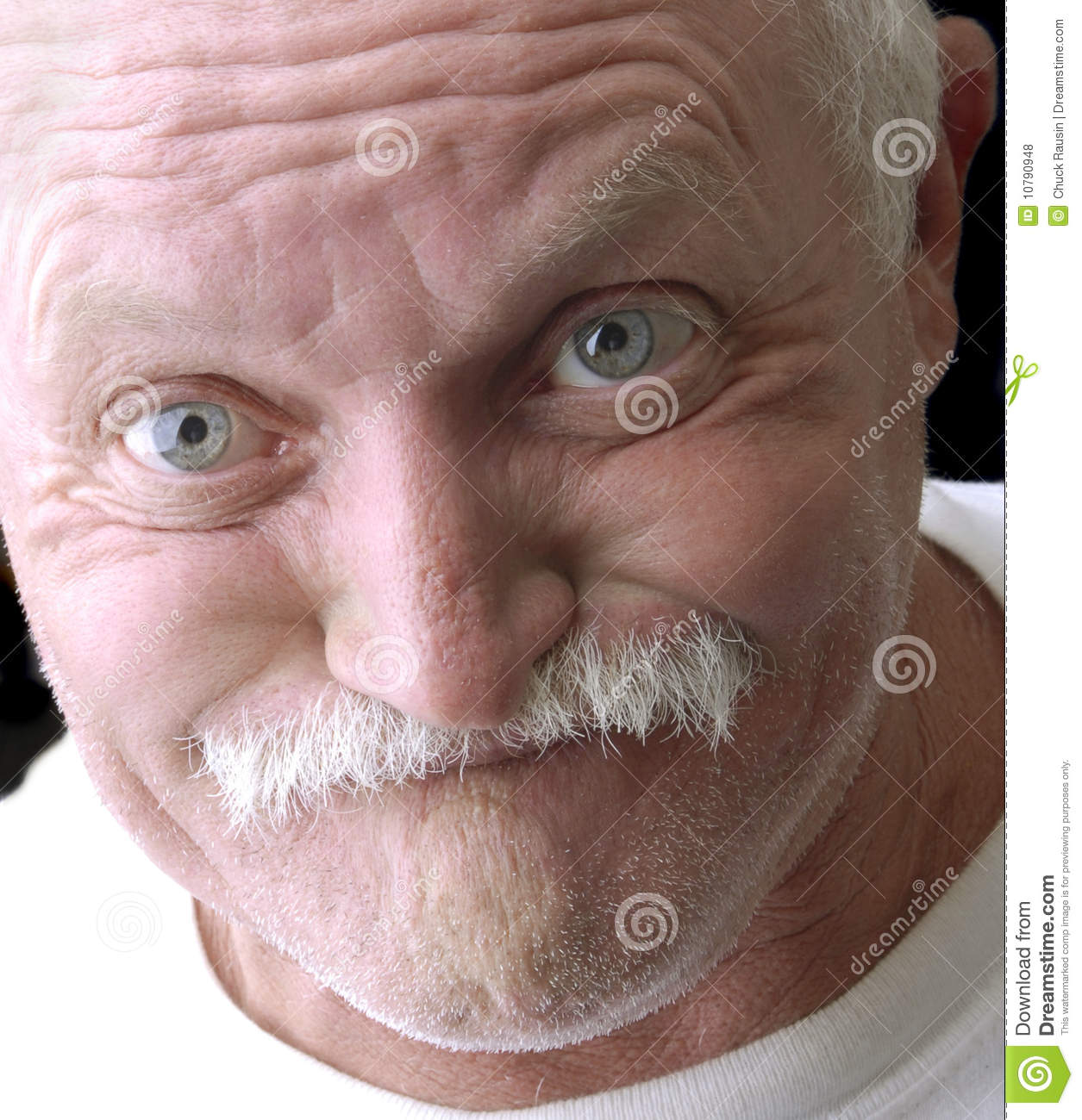Funny Old Man Royalty Free Stock Photos - Image: 10790948