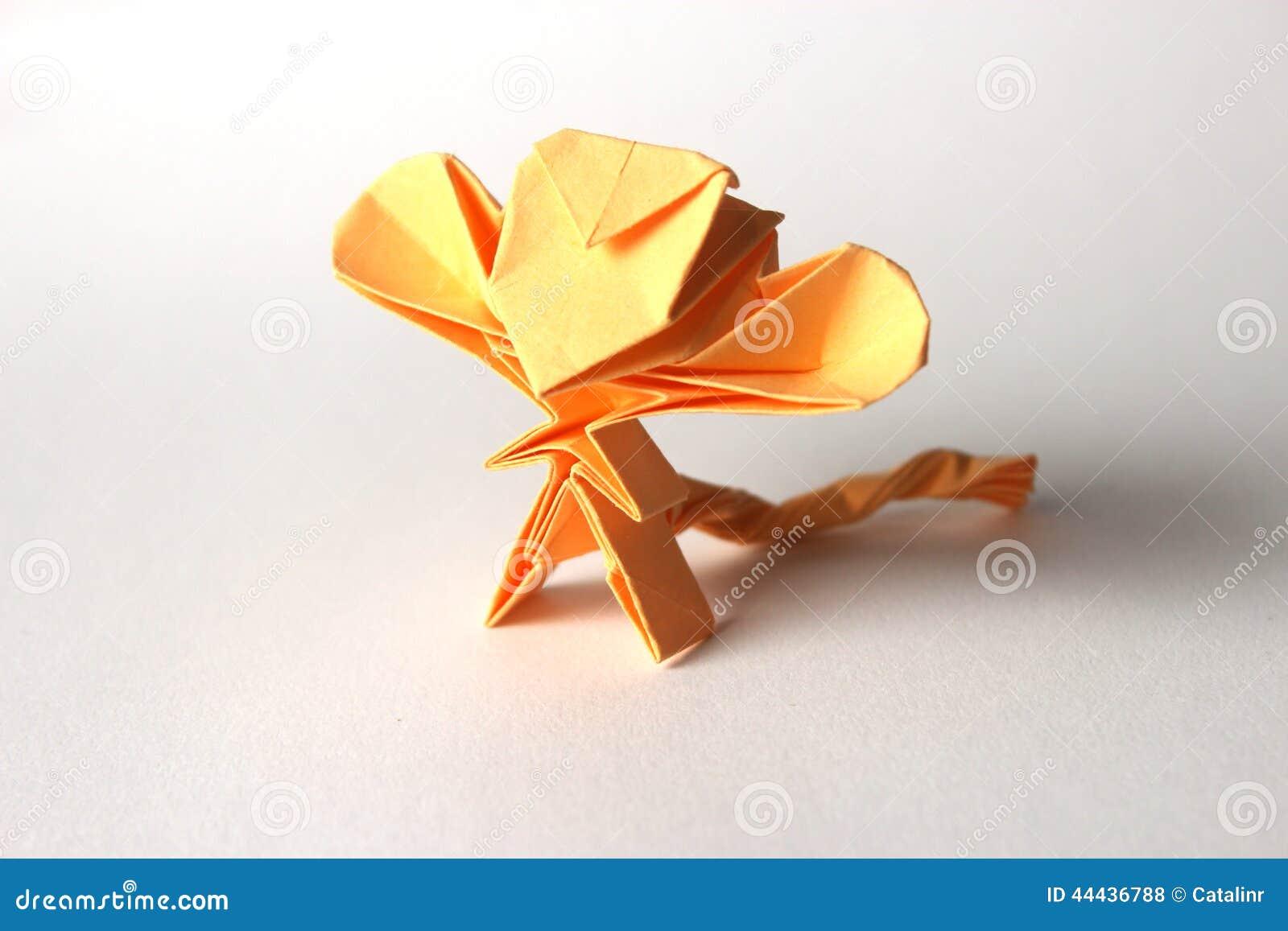 Funny origami monkey stock photo. Image of artistic ... - photo#1