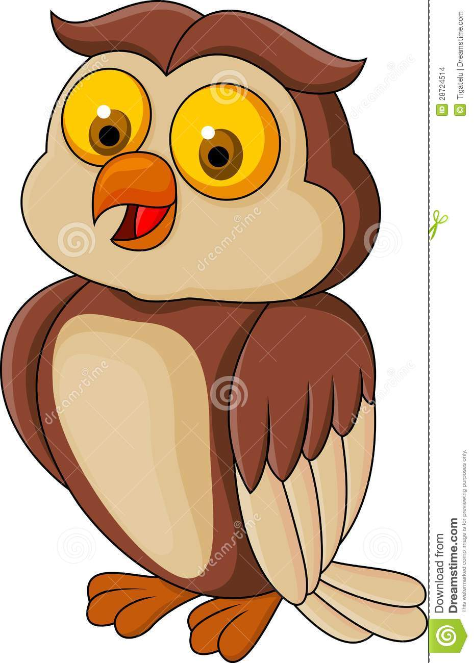 funny cartoon owls - photo #15