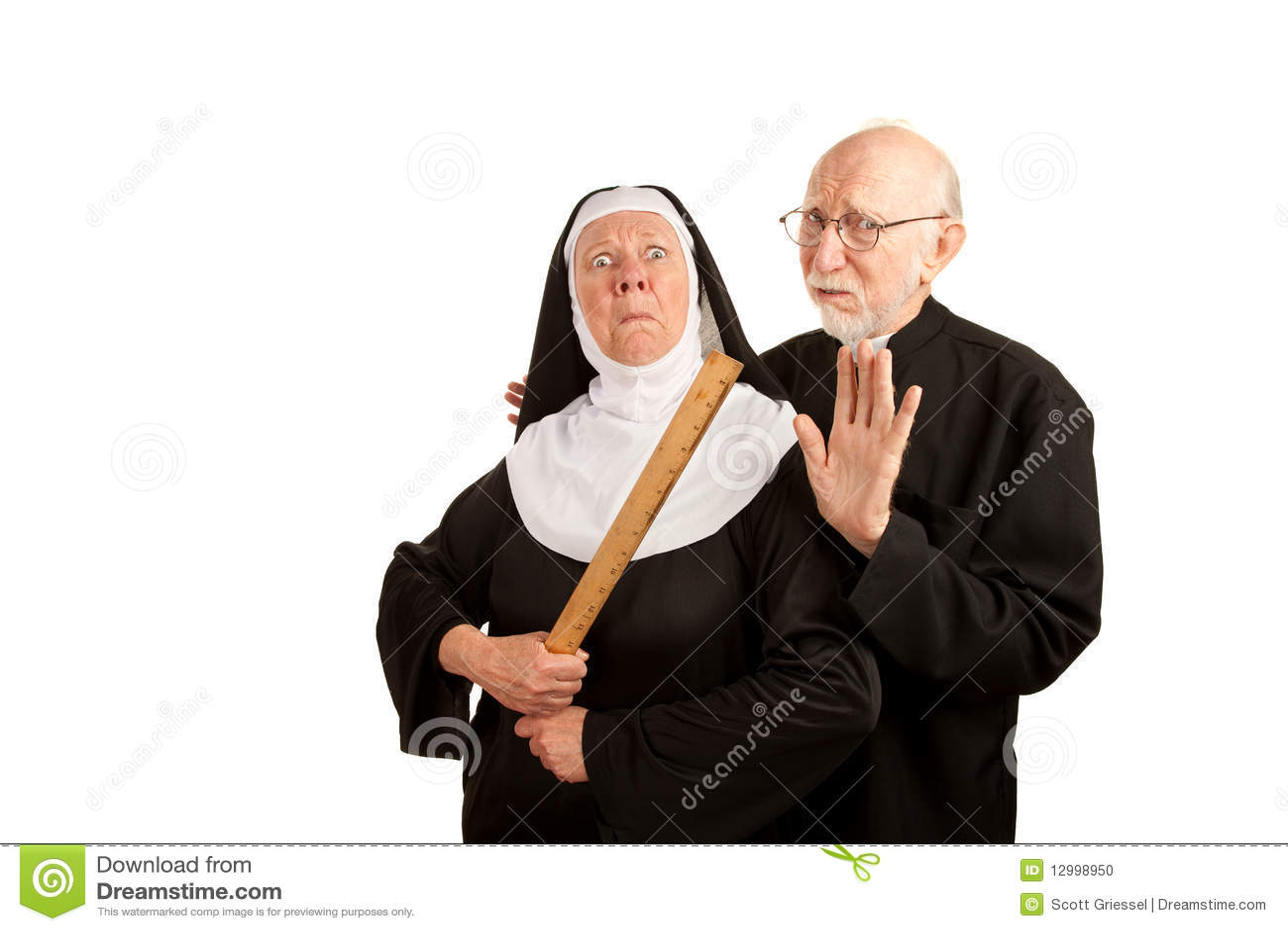 Free teen nun priest adult gallery