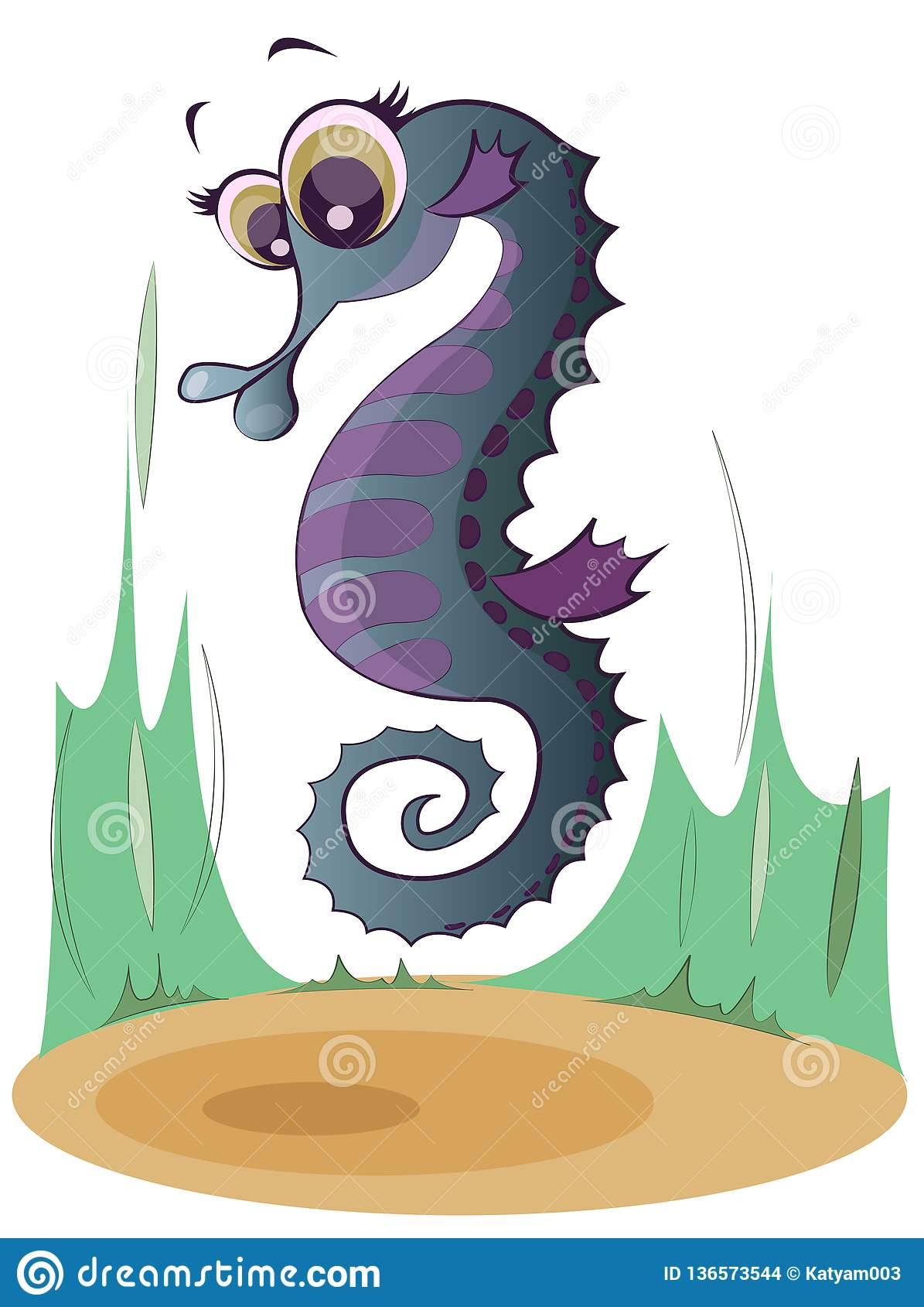 Character Seahorse Stock Illustrations 2 687 Character Seahorse Stock Illustrations Vectors Clipart Dreamstime