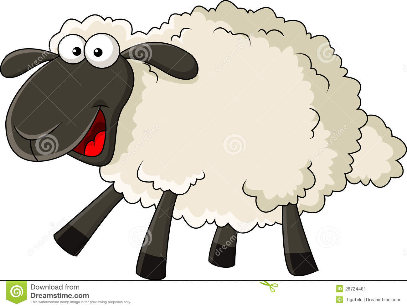 funny sheep cartoon stock image image 28724481 angry eyes images clip art Sad Eyes Clip Art