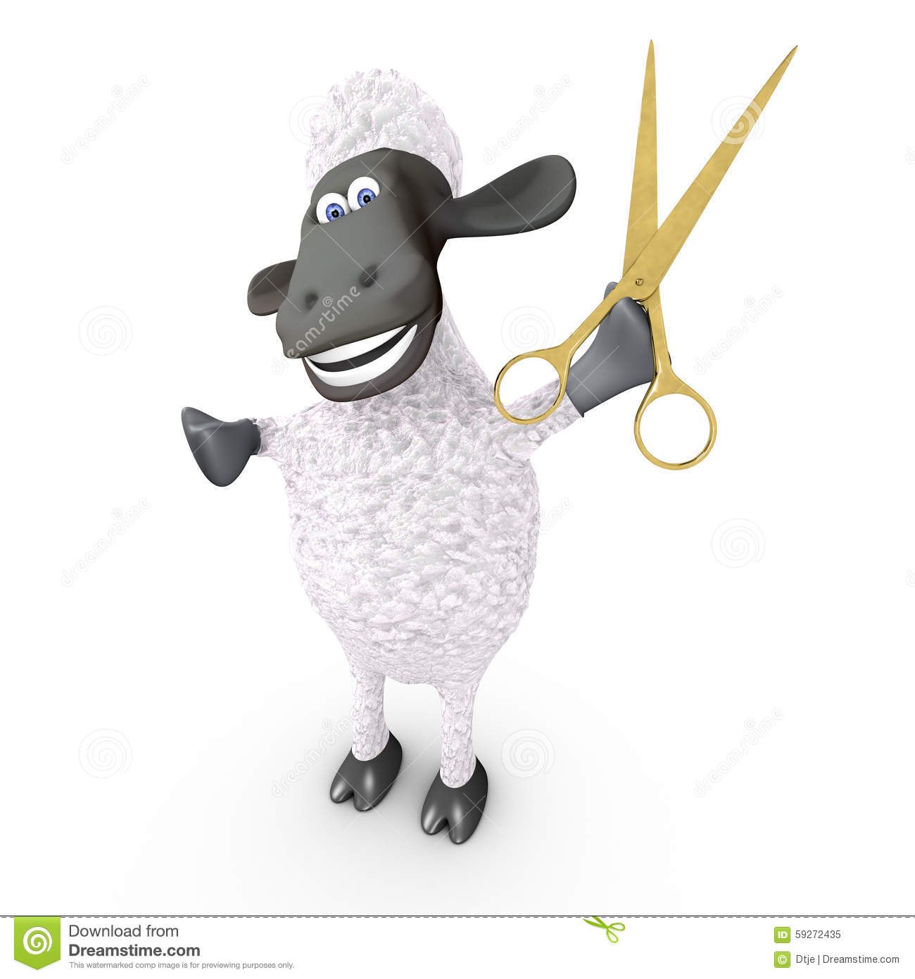 how to cut up a sheep