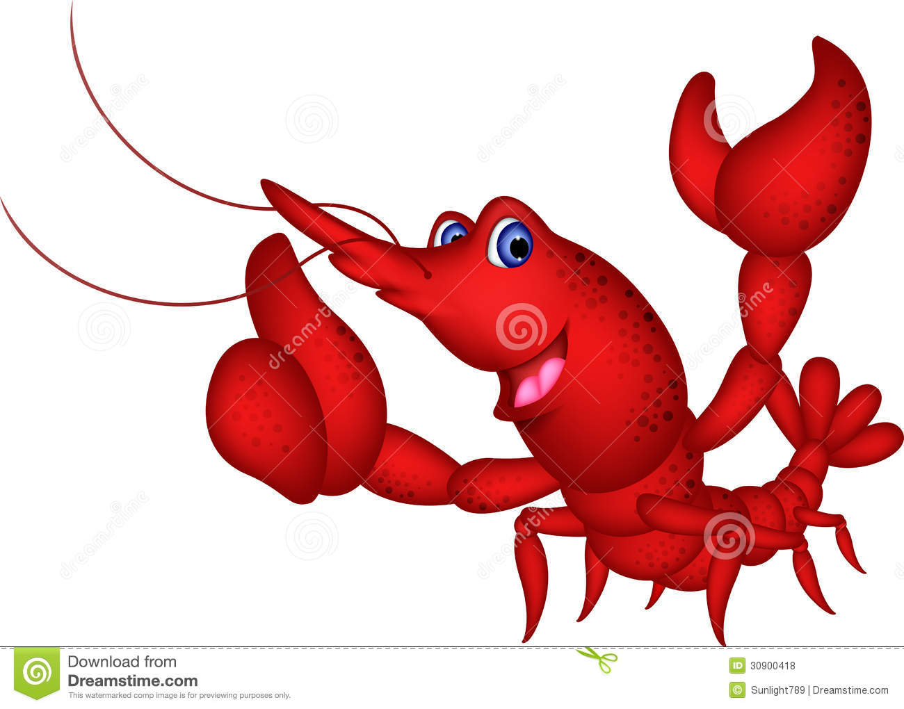 funny shrimp cartoon character royalty free stock photos Lobster Clip Art Clam Clip Art