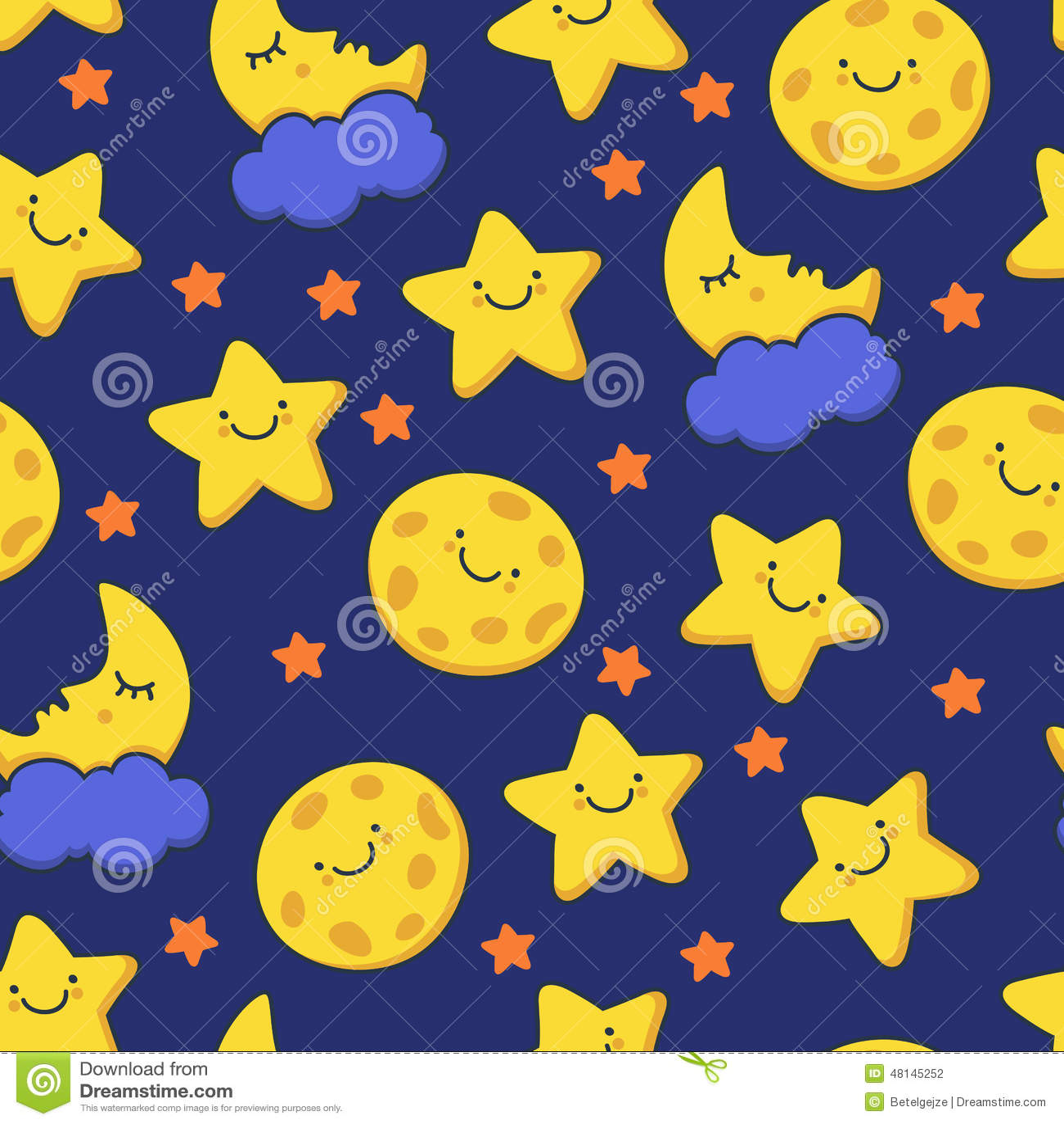 cartoon night vector wallpaper - photo #41