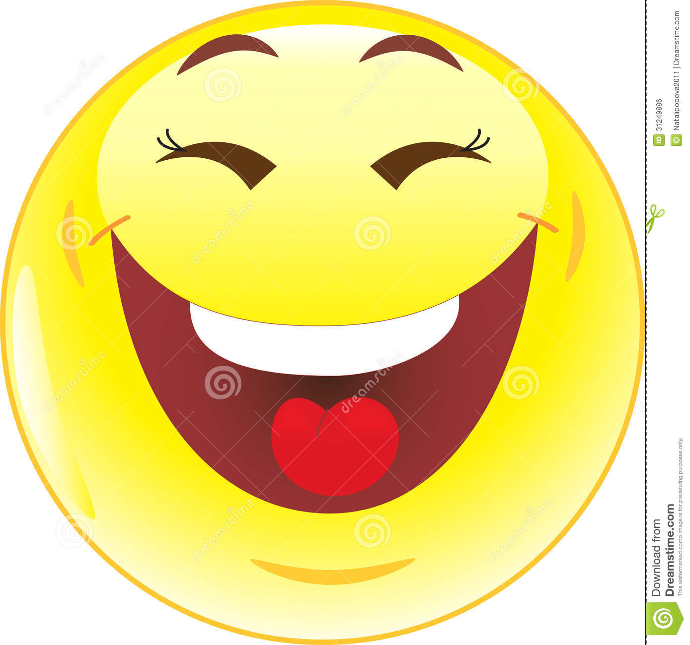 Funny Smile, Smile, Icon Royalty Free Stock Image - Image: 31249886