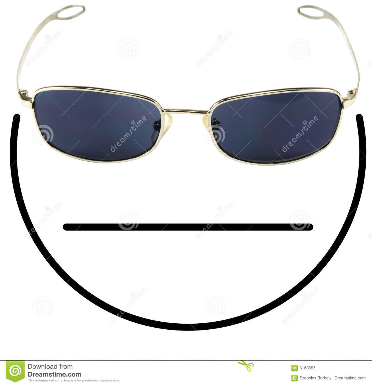 Straight Line Face Clip Art : Gallery for gt straight face clip art