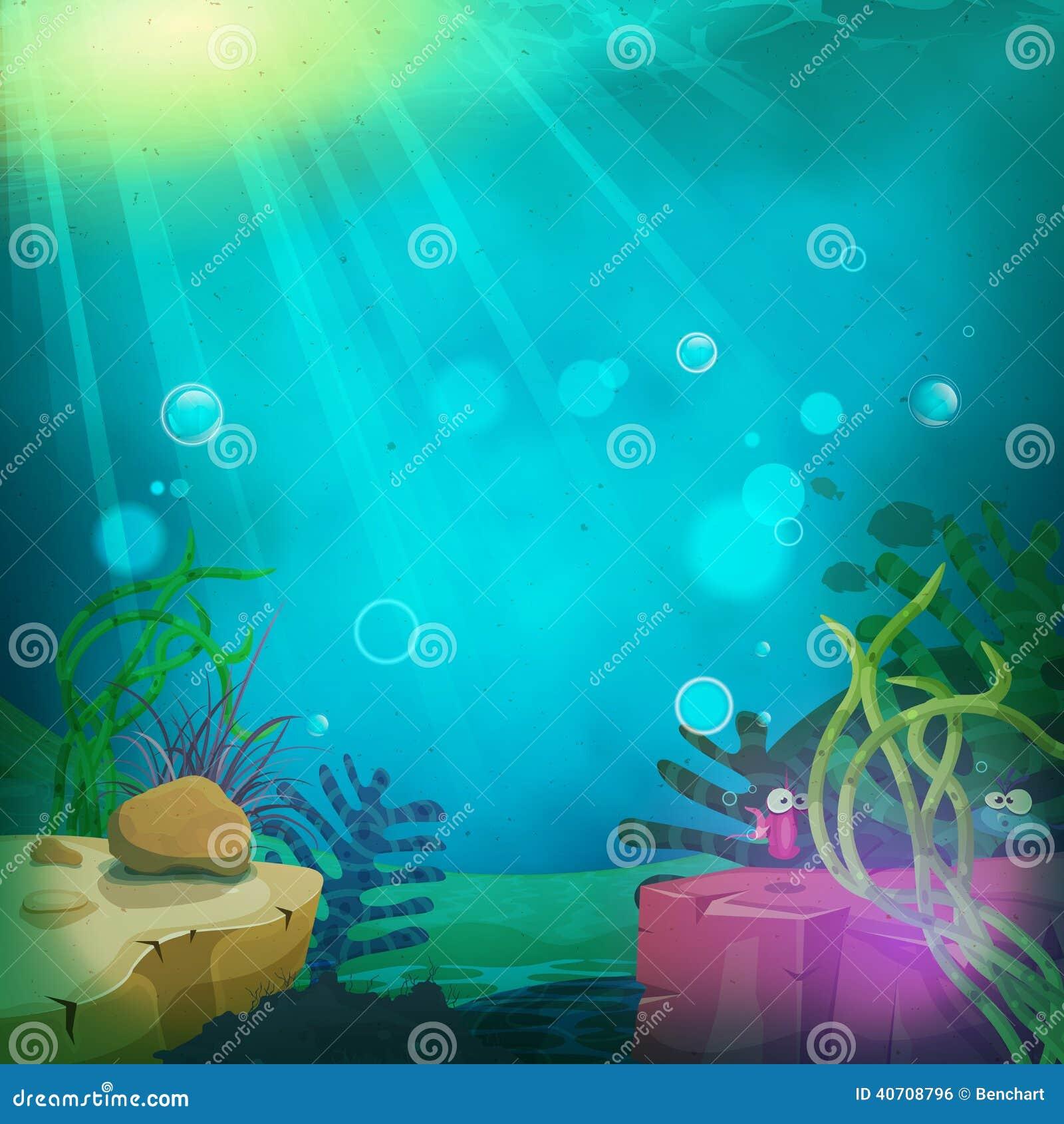Funny Submarine Ocean ...
