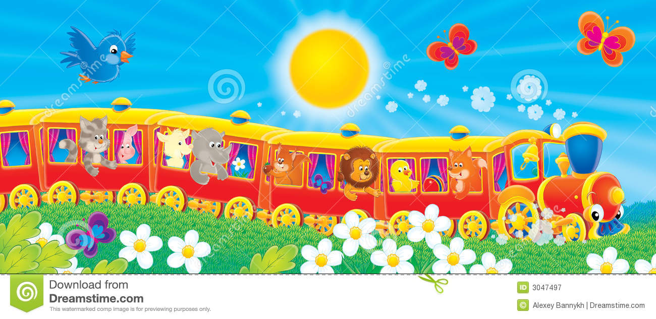 funny train royalty free stock photography   image 3047497