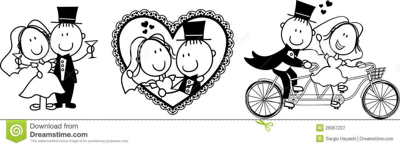 funny wedding clipart free - photo #47