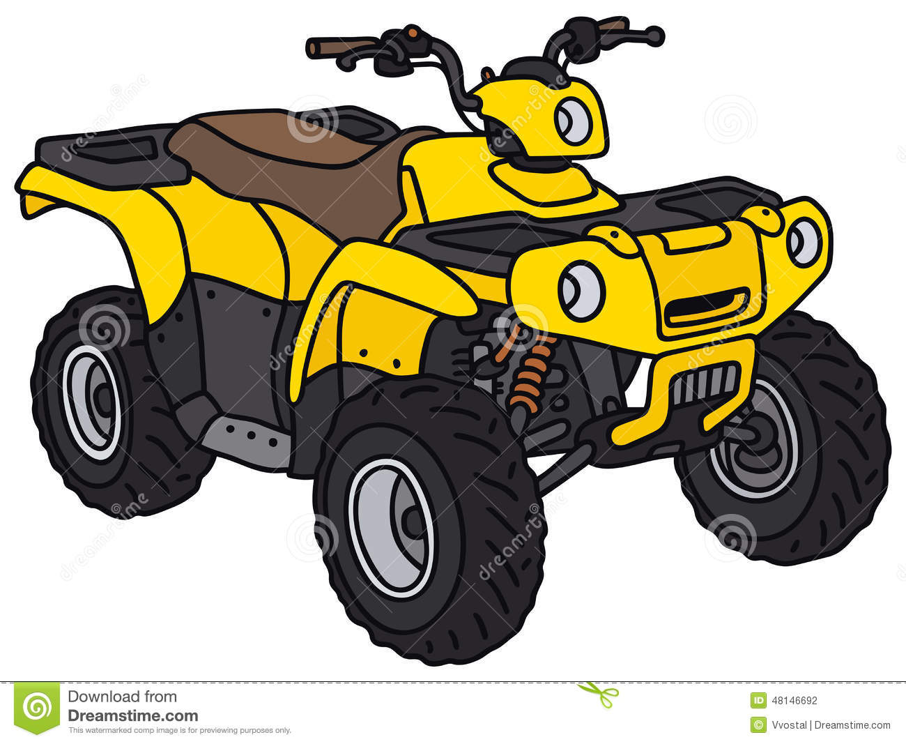 atv stock illustrations 922 atv stock illustrations vectors rh dreamstime com atv clip art black and white atv silhouette clip art