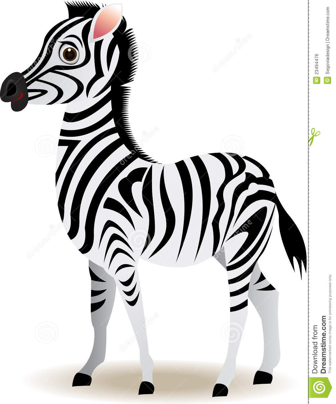 Zebra head cartoon images - photo#17
