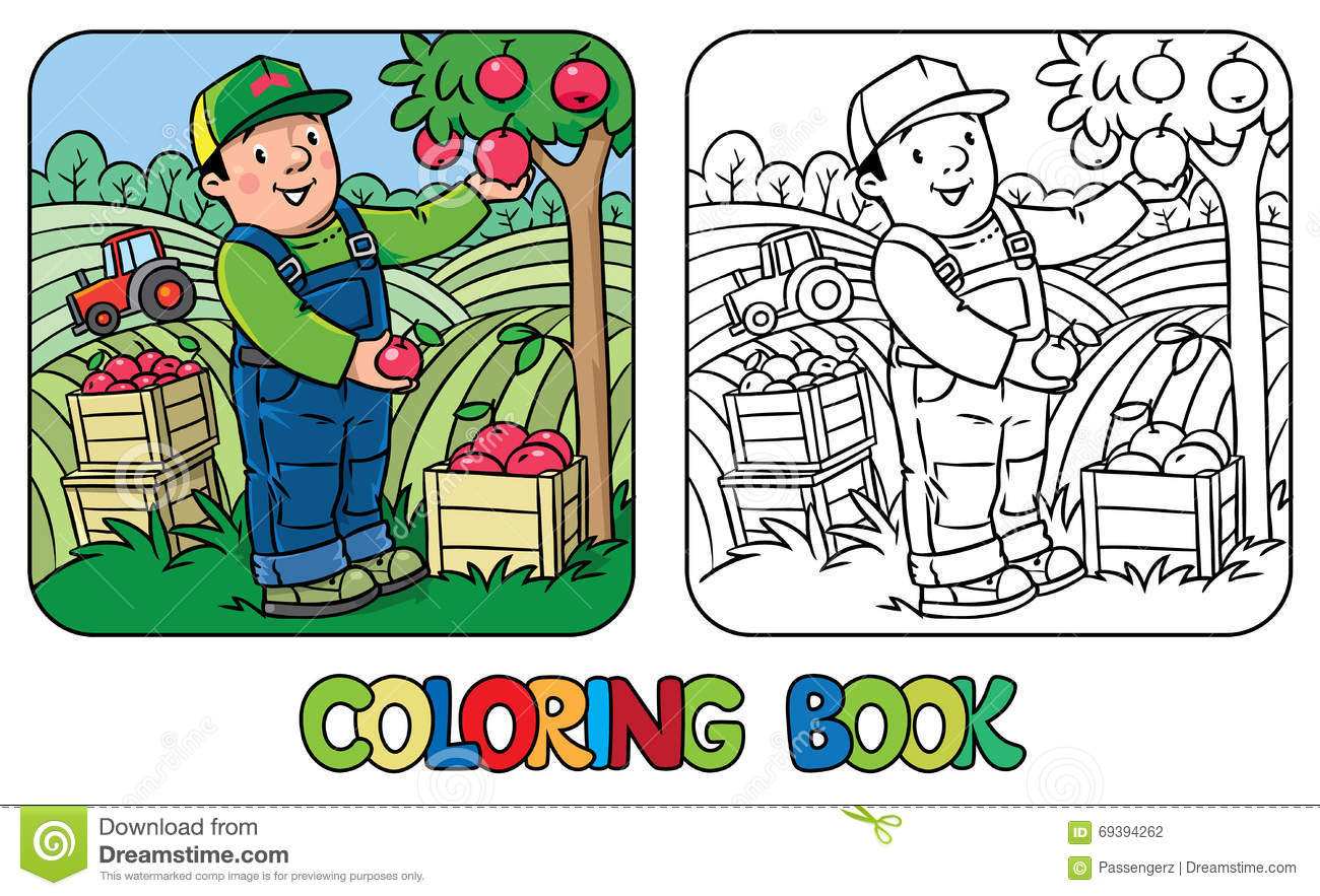 Apple Picture Books For Preschool