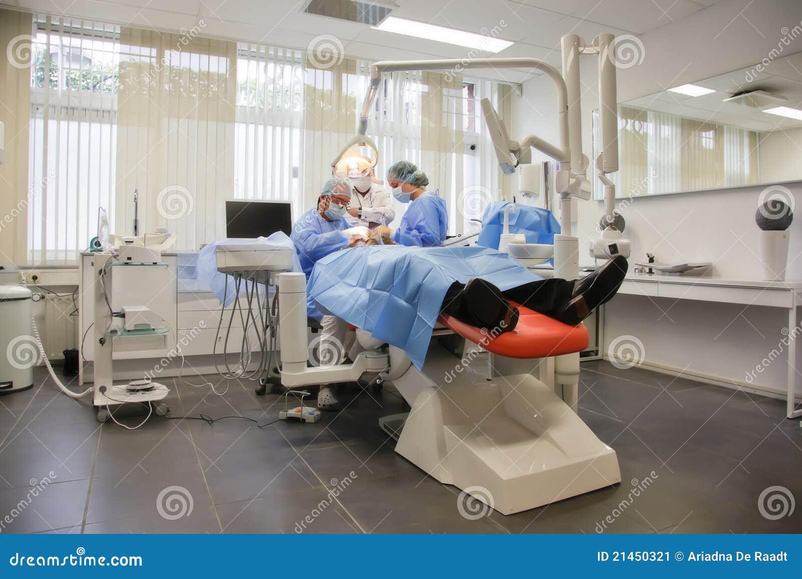 Funzionamento in clinica dentale
