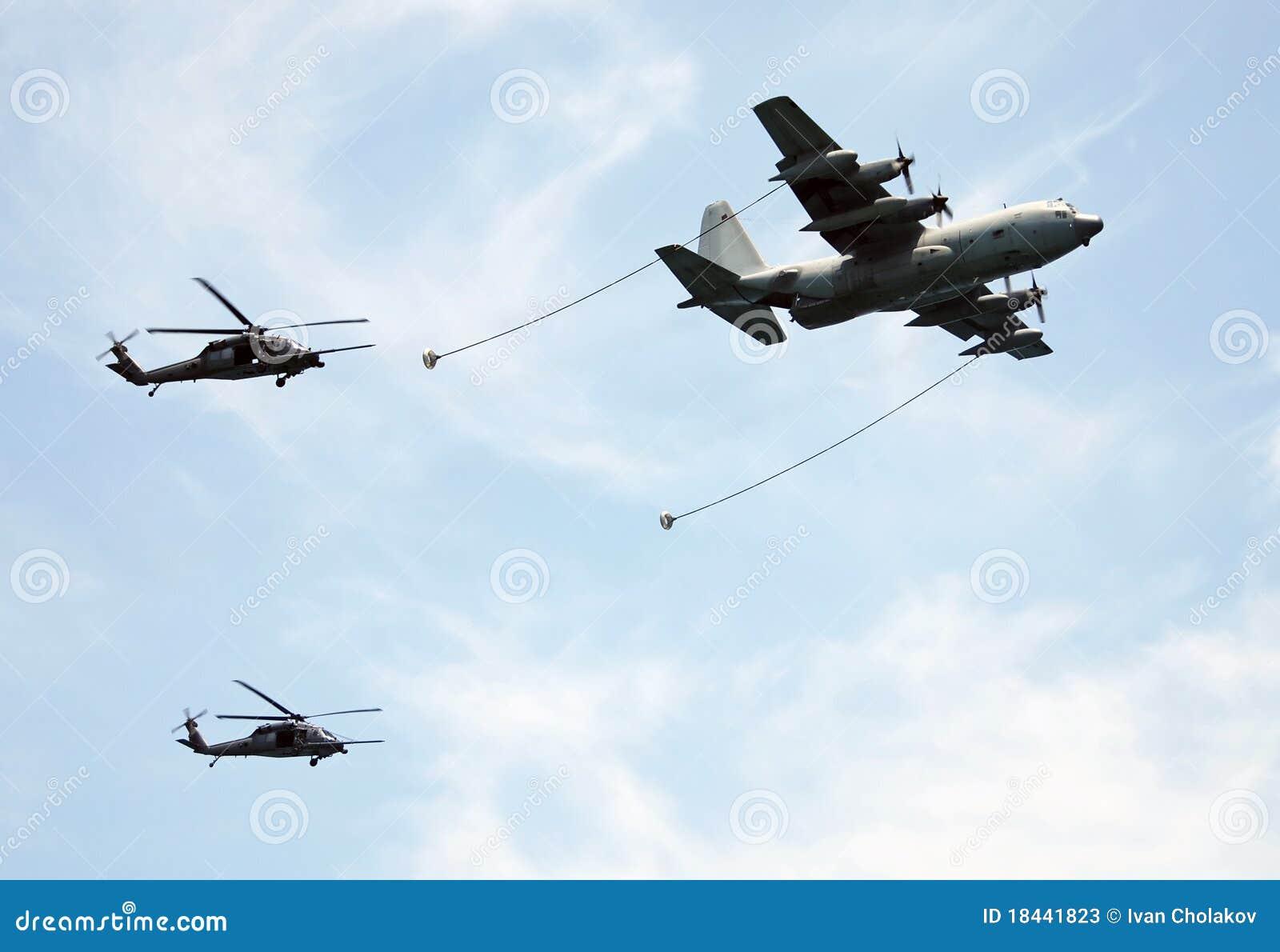 Carburante Elicottero : Funzionamento di rifornimento carburante aereo
