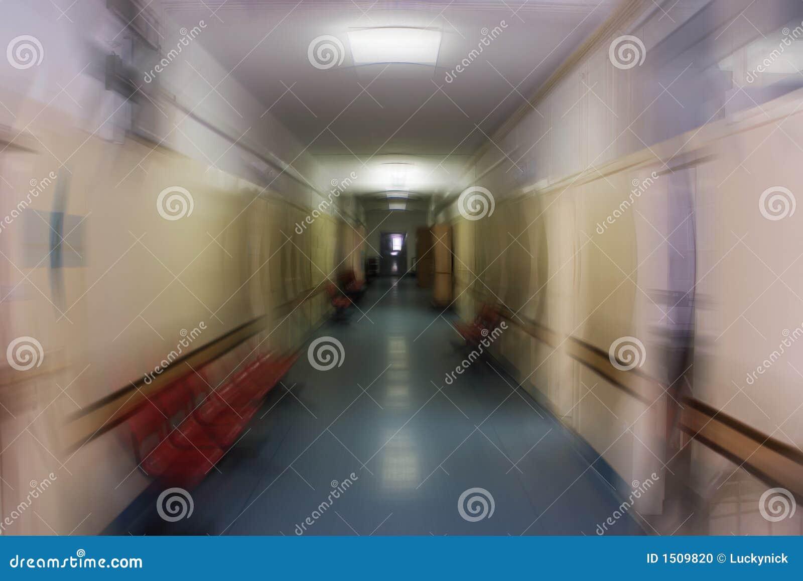 Funzionando con il corridoio