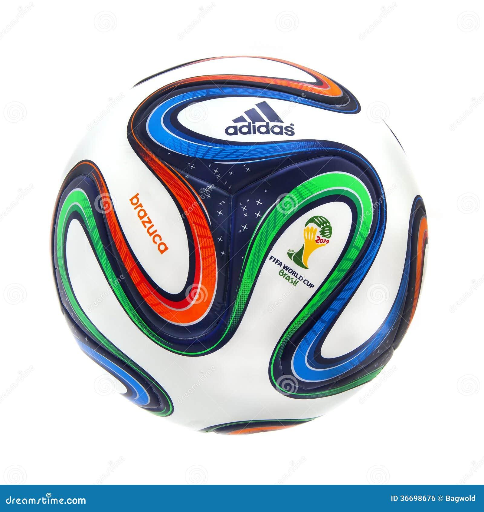 Funzionario Matchball della coppa del Mondo 2014 di Adidas Brazuca