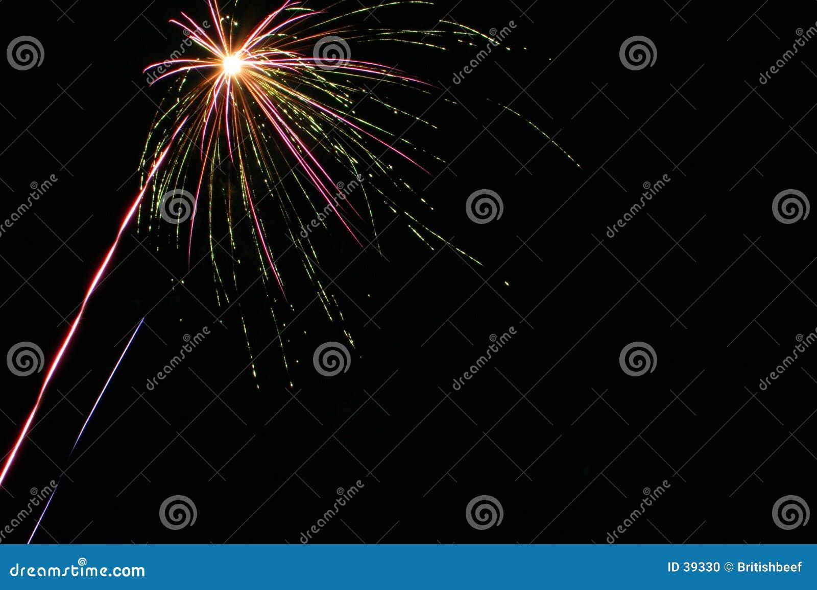 Fuochi d artificio 1