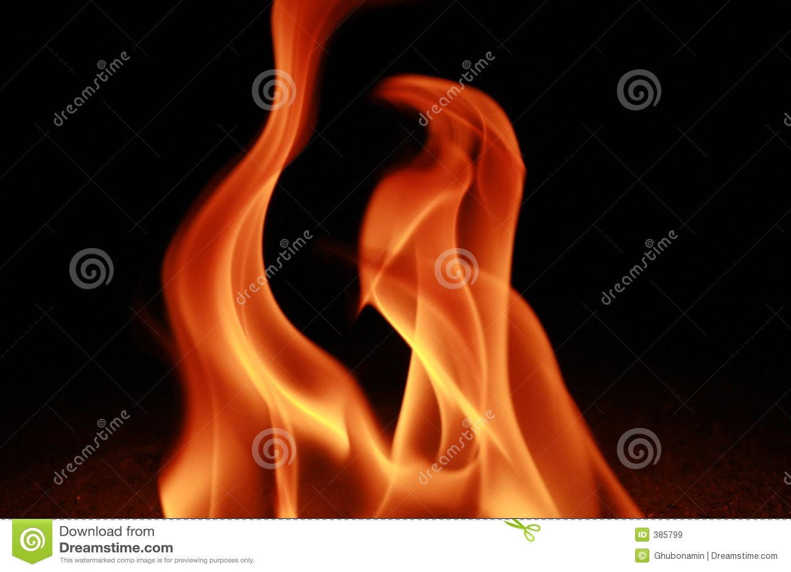 Fuoco e fiamma