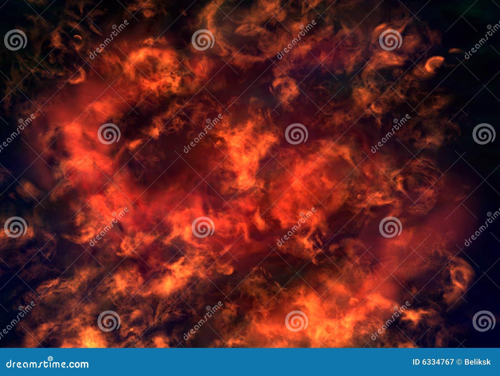 Fuoco nell inferno