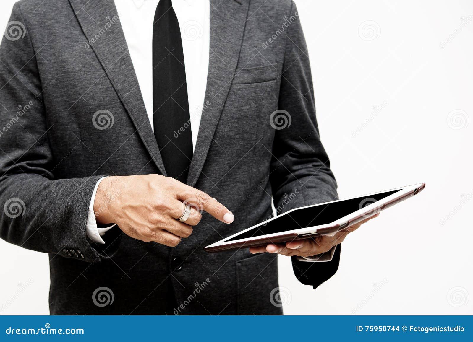 Fuoco selettivo della compressa del computer della tenuta for Planimetrie della caverna dell uomo