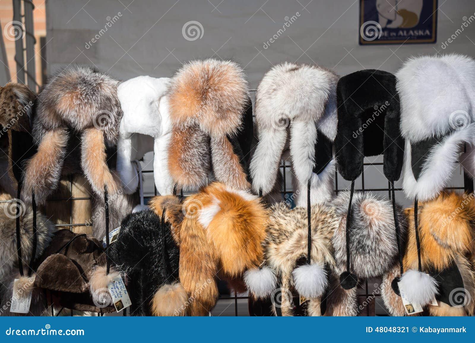 Fur rondy - fur hats for sale in alaska