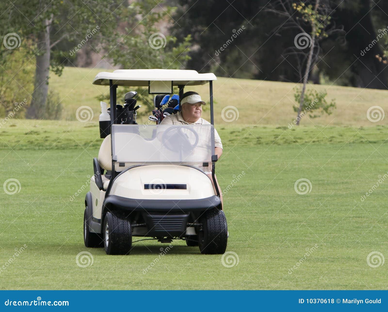 Fura golfista