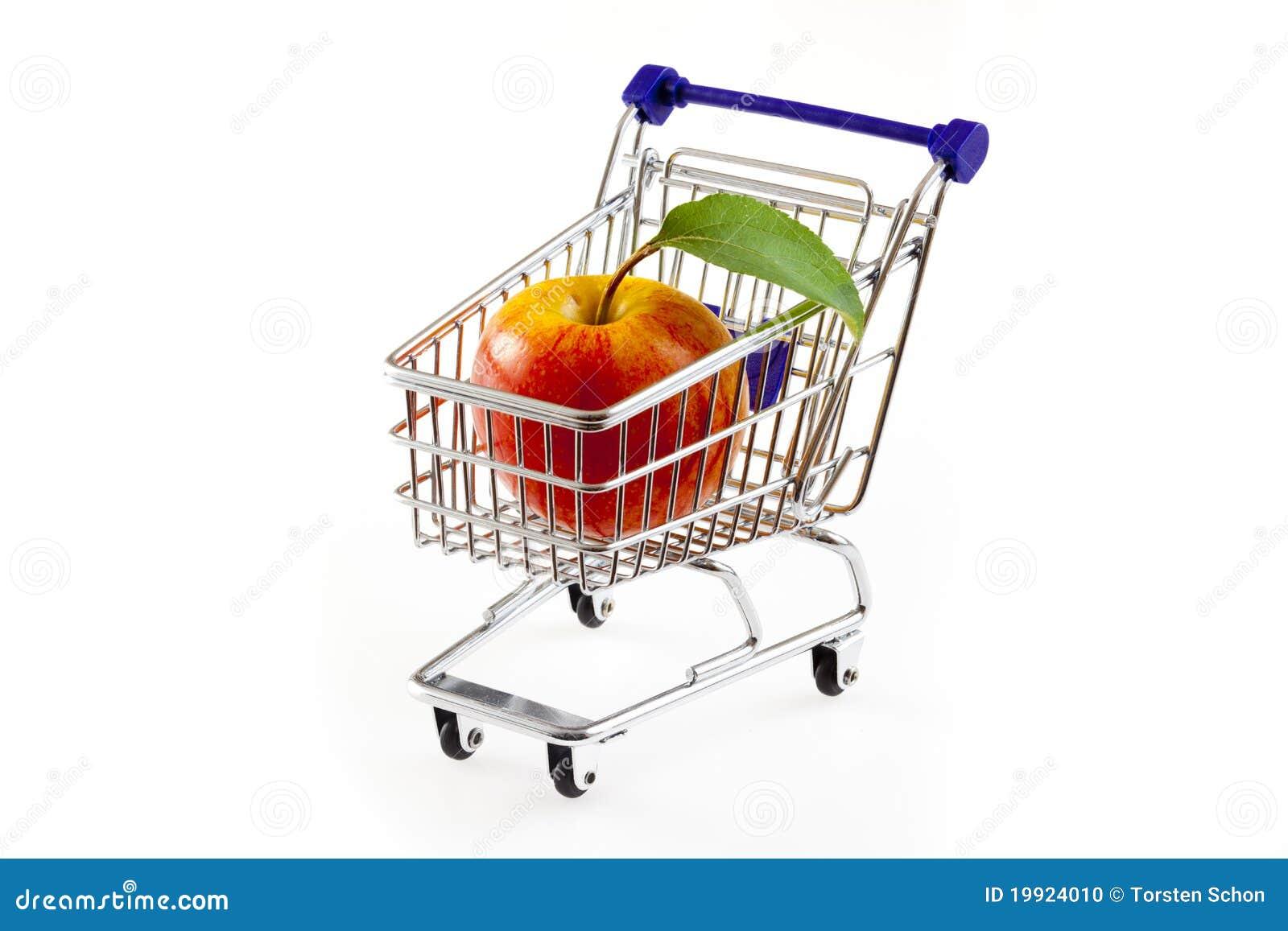 Fura jabłczany zakupy