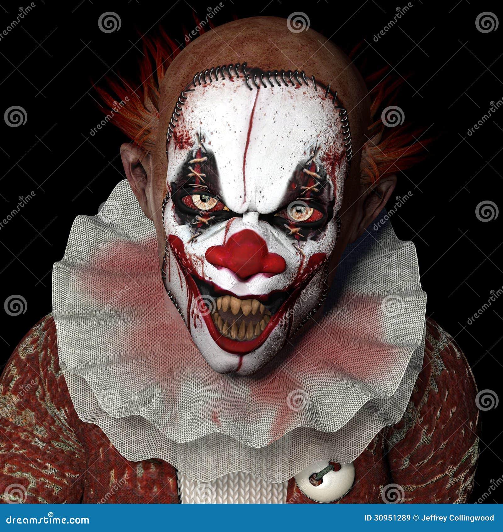 Furchtsamerer Clown 1