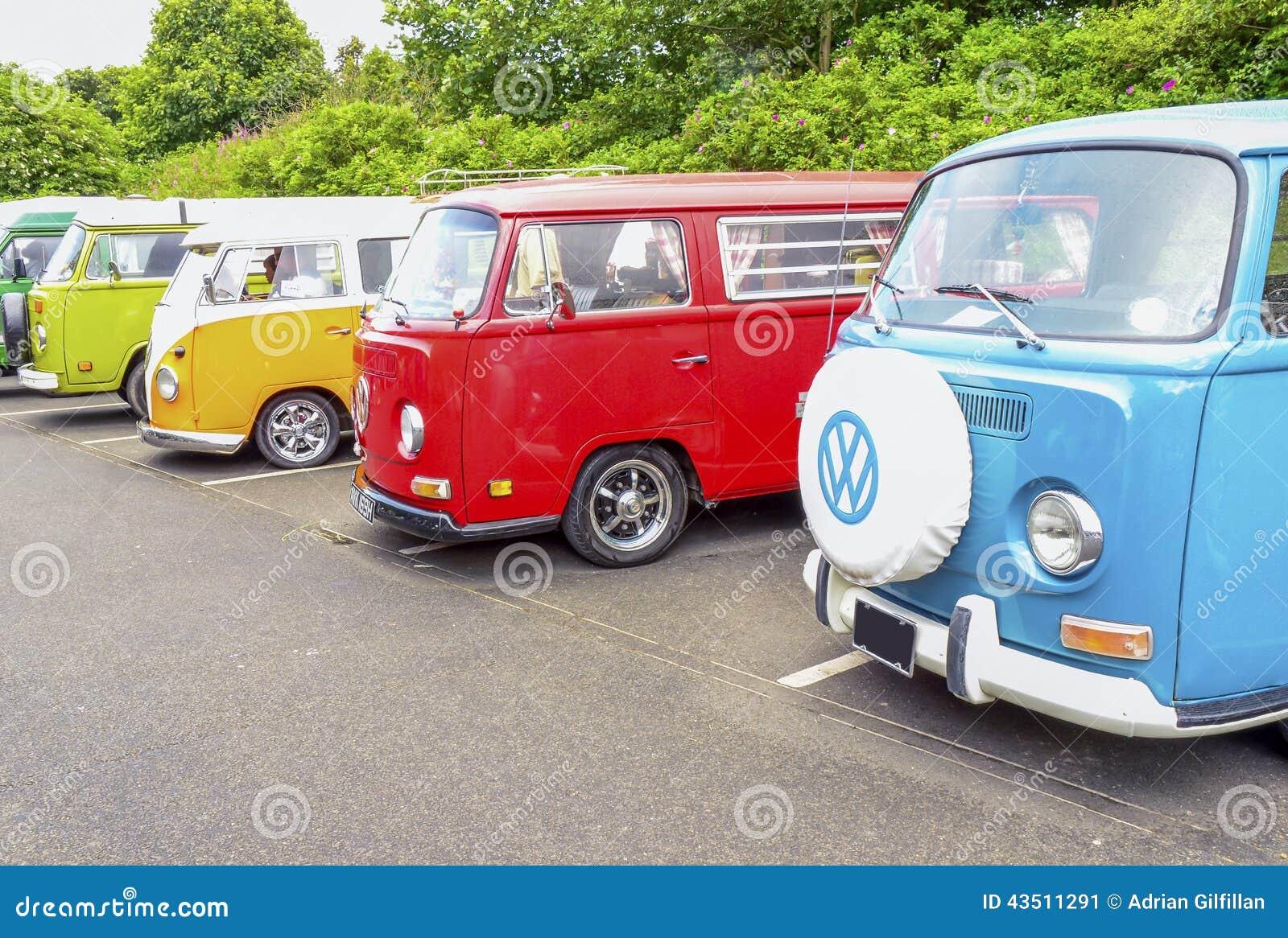 Furgoni di Volkswagen