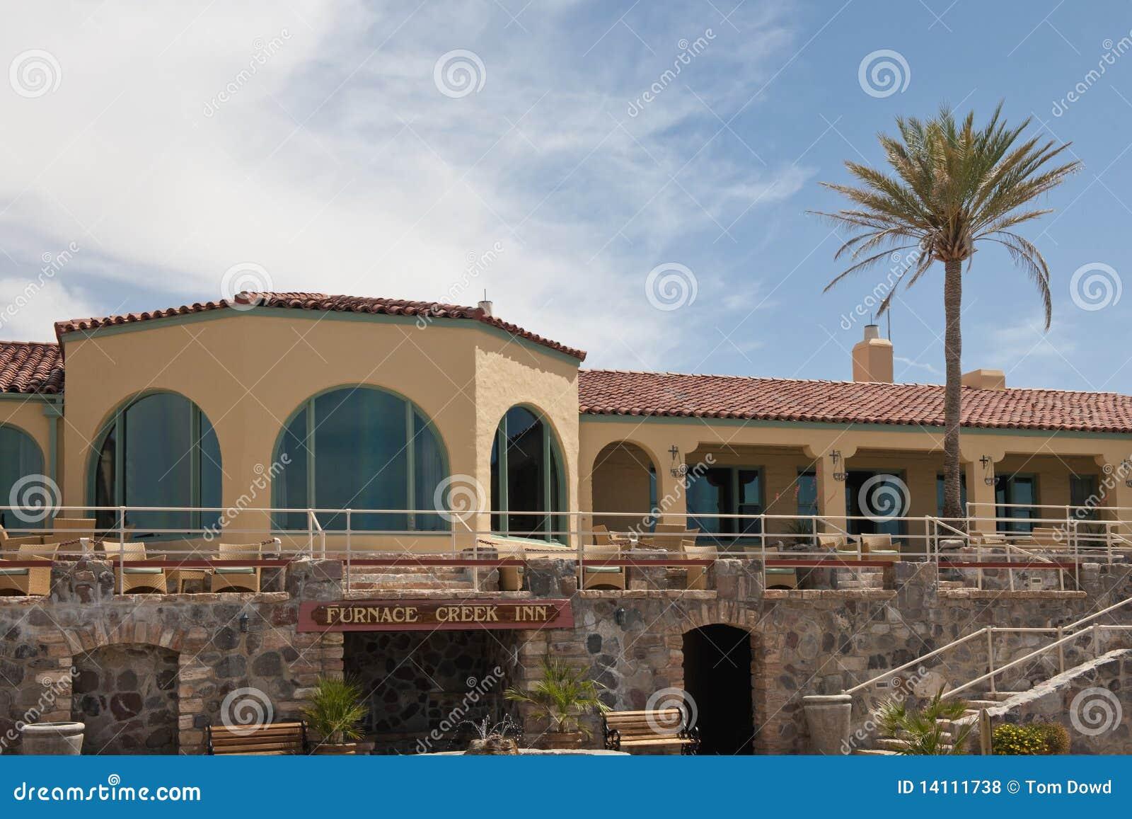 Furnace Creek Inn, California