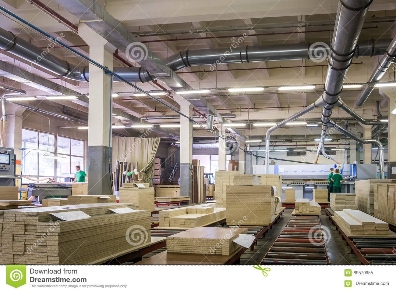 Industrial Worker Wood And Furniture Factory Editorial Photo 19041009