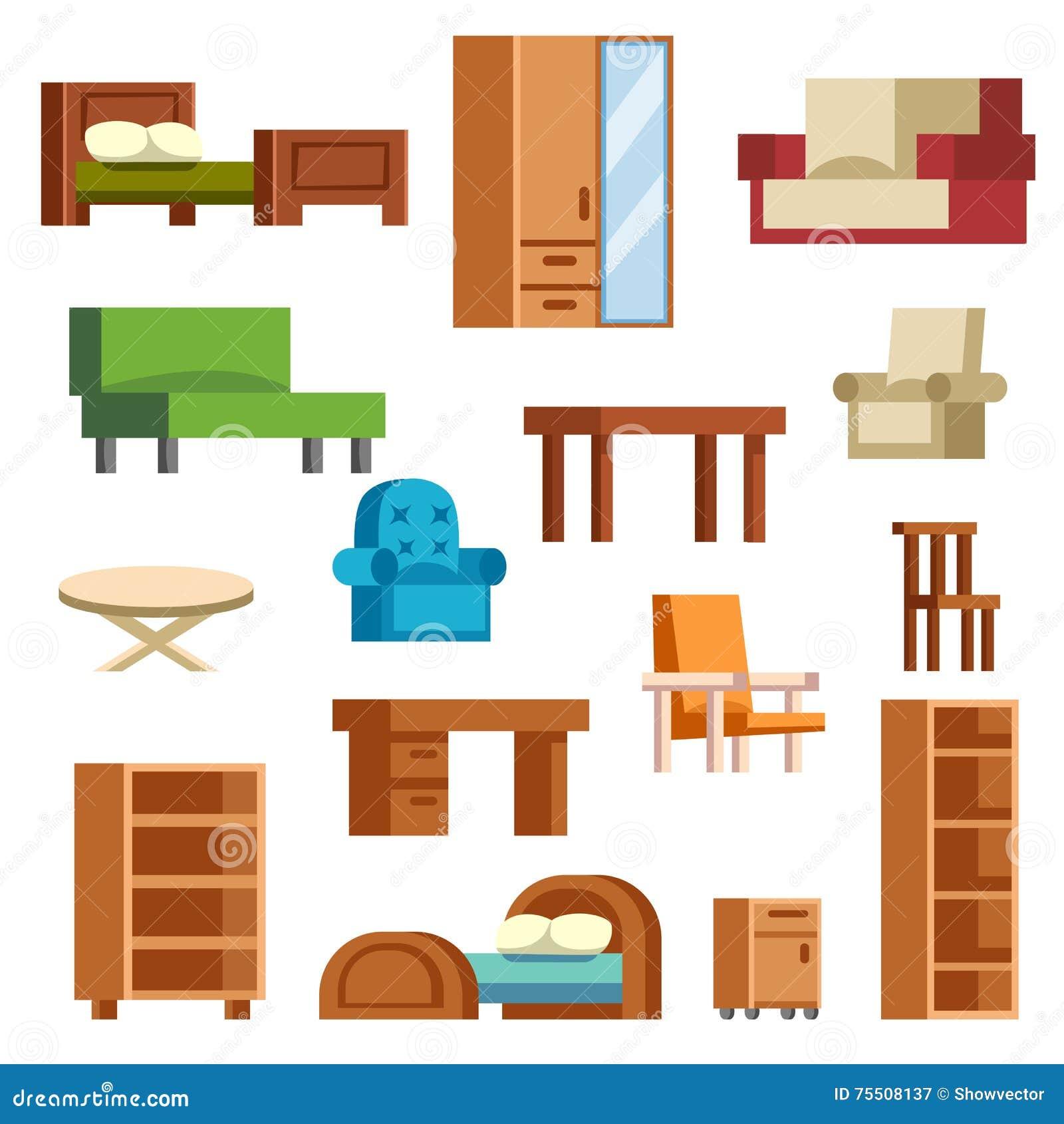 Modern Classroom Vector : Cupboard cartoons illustrations vector stock images