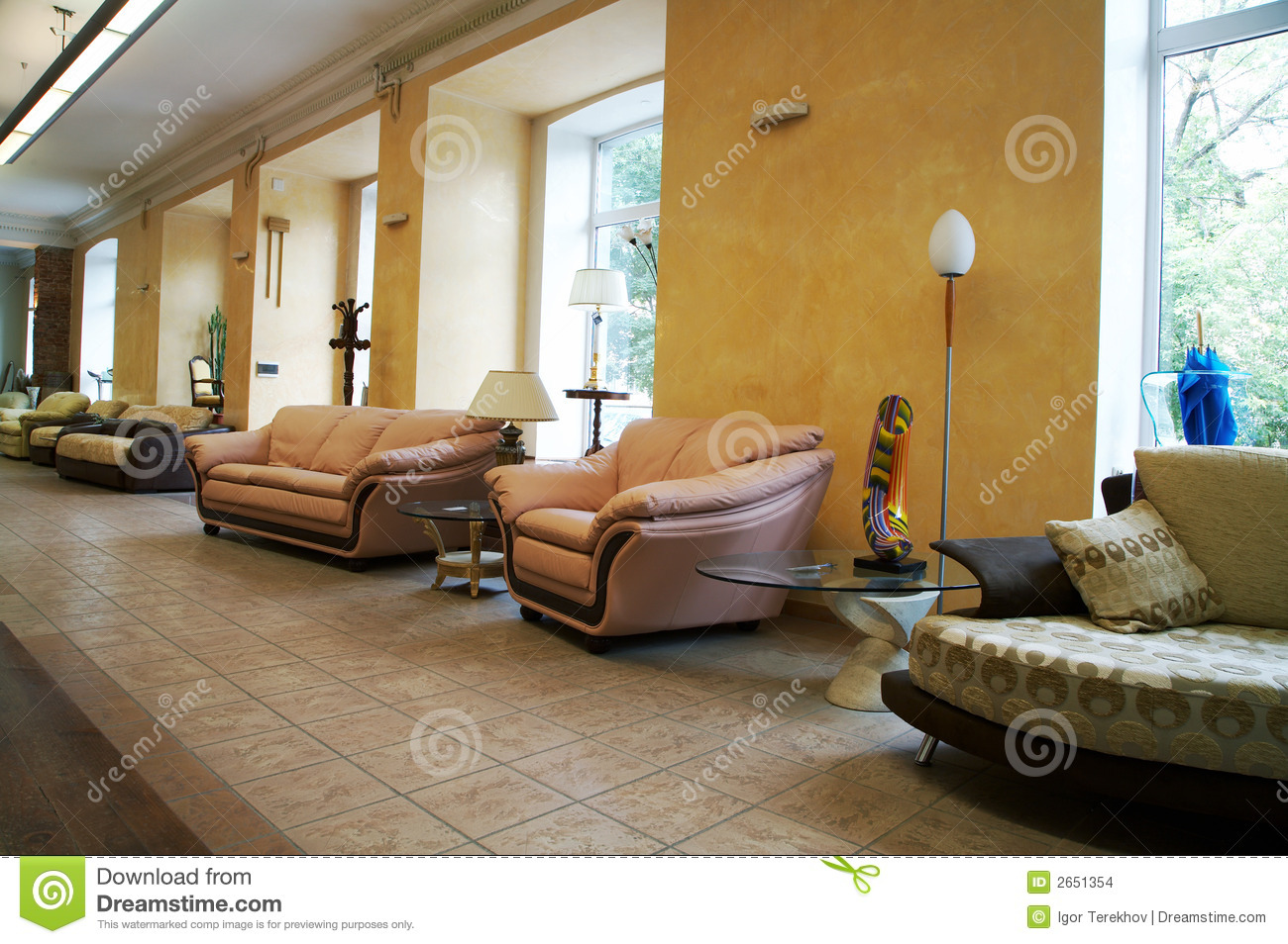Furniture Store Stock Images Image 2651354