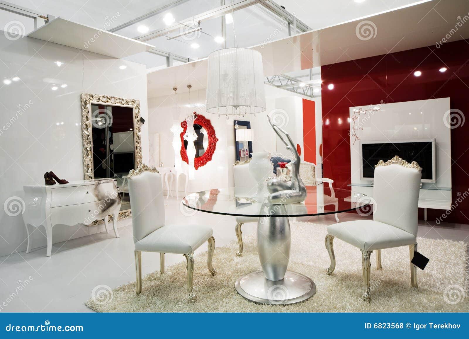 Furniture Store Royalty Free Stock Photos Image 6823568