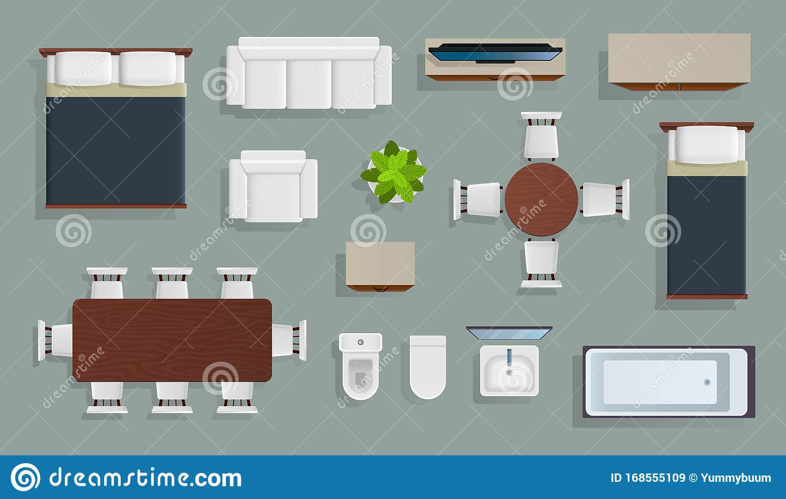 Top View House Stock Illustrations 10 715 Top View House Stock Illustrations Vectors Clipart Dreamstime