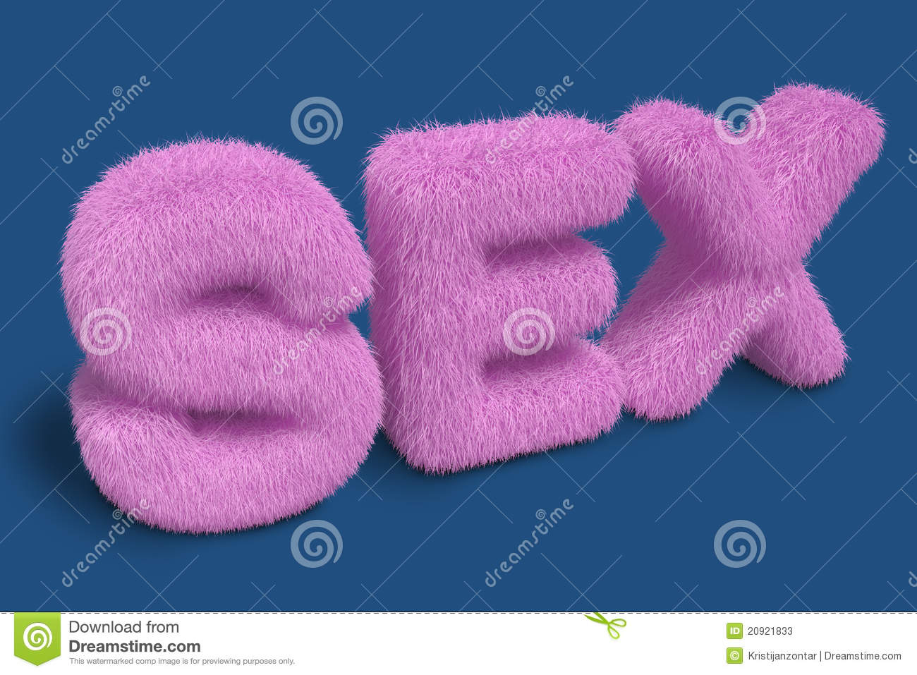 Fluffy Animals  Letters