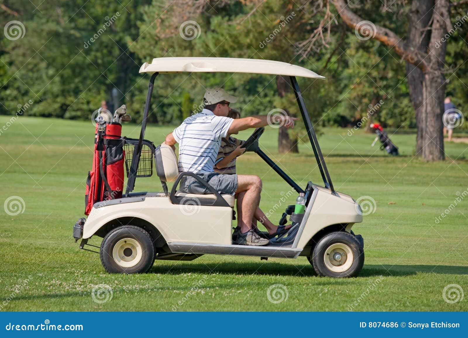 Fury ojca golfa syn