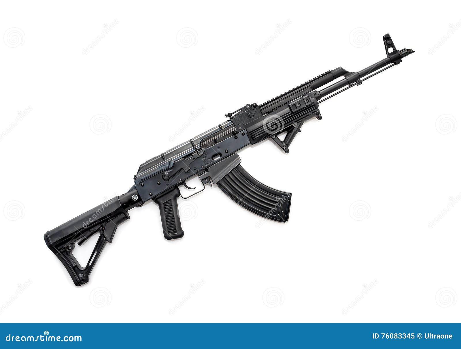Fusil tactique d AK-47