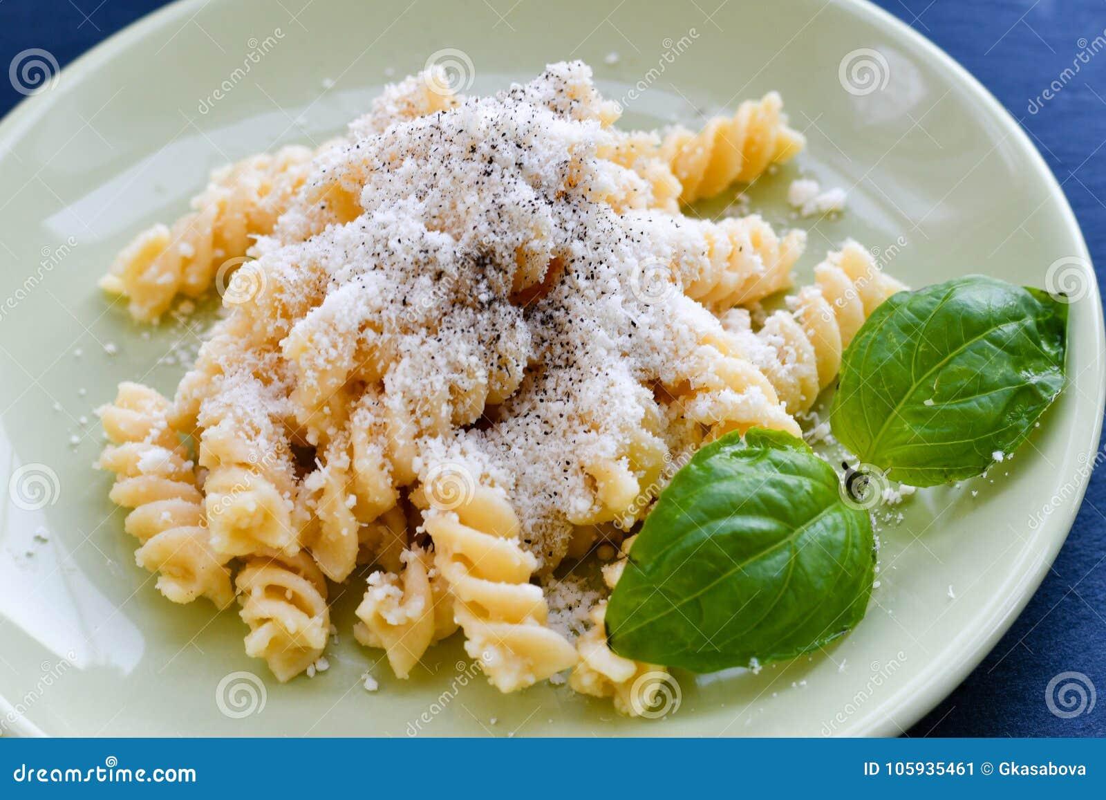Fusilli意大利面食